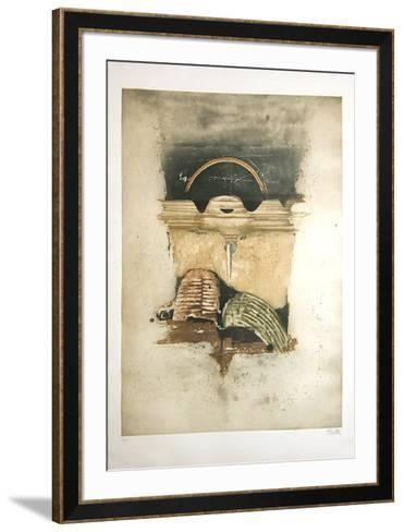 Celebra-Johnny Friedlaender-Framed Art Print