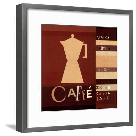 Caffe Latte-Catherine Aguilar-Framed Art Print