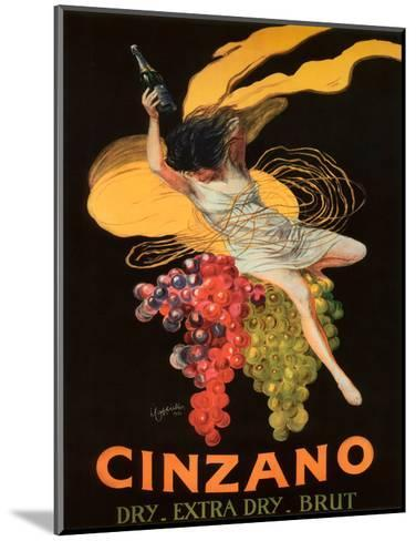 Cinzano-Leonetto Cappiello-Mounted Art Print