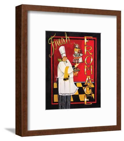 Fromage-Jennifer Garant-Framed Art Print