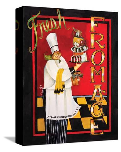 Fromage-Jennifer Garant-Stretched Canvas Print
