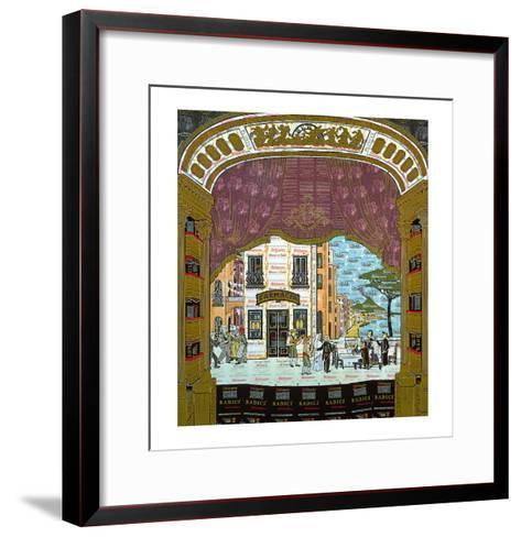 Il Campanello-Valentino Monticello-Framed Art Print