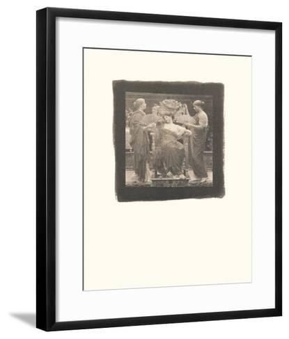 Midsummer-Albert Joseph Moore-Framed Art Print