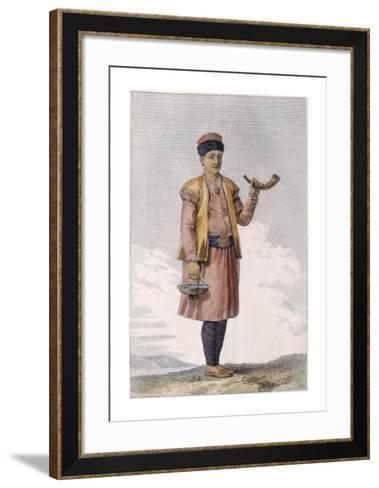 Bektaschy Voyager-Gustave Moreau-Framed Art Print