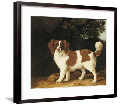 Family Outing-George Stubbs-Framed Art Print