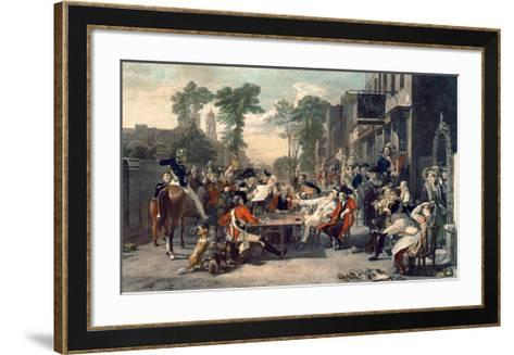 The Duke of York-David Wilke-Framed Art Print