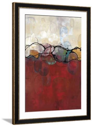 Retro Jewels II-Laurie Maitland-Framed Art Print