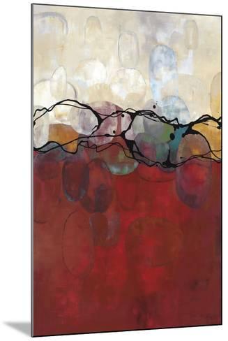 Retro Jewels II-Laurie Maitland-Mounted Art Print