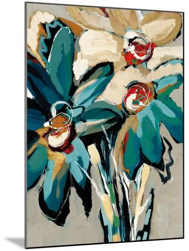 Blooming Blue I-Angela Maritz-Mounted Art Print