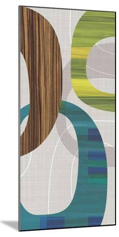 Links II-Tandi Venter-Mounted Art Print