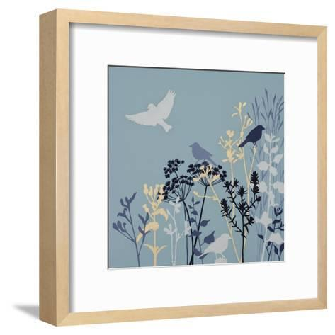 Taking Flight II-Joanna Charlotte-Framed Art Print