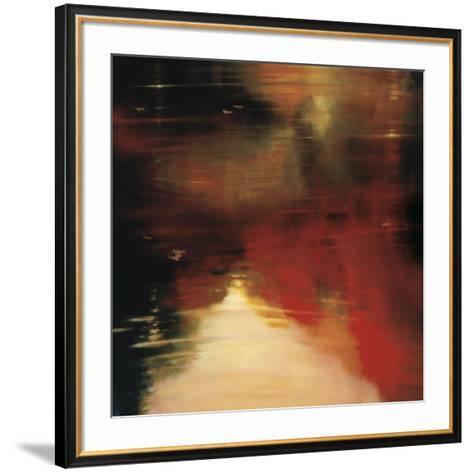 Waterscape VII-Robert Striffolino-Framed Art Print