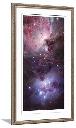 The Sword of Orion-Robert Gendler-Framed Art Print