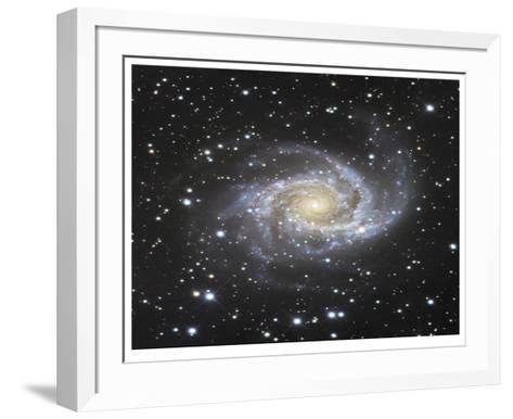Spiral Galaxy in Antlia-Robert Gendler-Framed Art Print