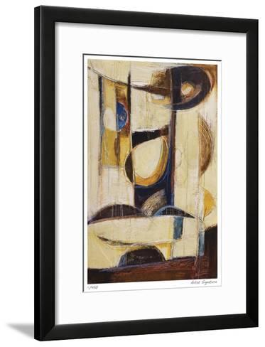 Visions I-Judeen-Framed Art Print