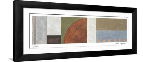 Contemporary Life I-Leigh Jordan-Framed Art Print