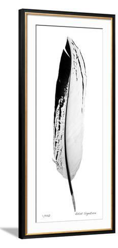 Feather IV-Anthony Tahlier-Framed Art Print