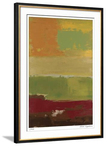 Color Field V-David Morico-Framed Art Print
