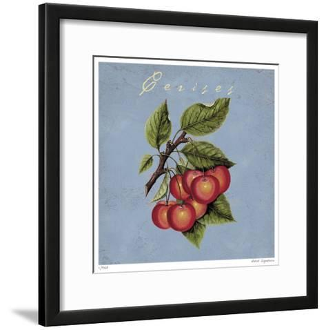 Cerises-Paula Scaletta-Framed Art Print