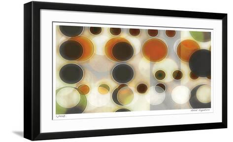 Marbles-James Burghardt-Framed Art Print