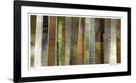 Refractions-James Burghardt-Framed Art Print