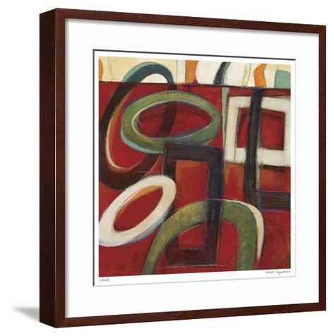 Juggle II-Judeen-Framed Art Print