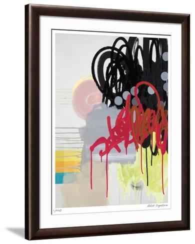 NY 1011-Jennifer Sanchez-Framed Art Print