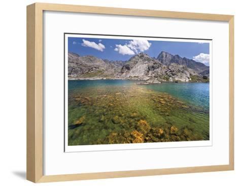 Indian Basin I-Donald Paulson-Framed Art Print