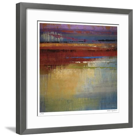 City Colors I-Selina Rodriguez-Framed Art Print