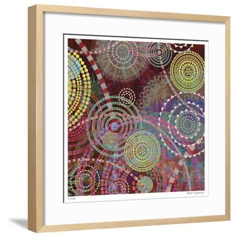 Hot Wheels II-James Burghardt-Framed Art Print