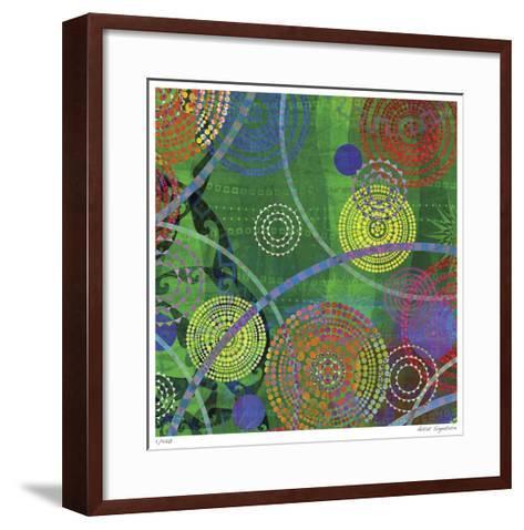 Hot Wheels IV-James Burghardt-Framed Art Print