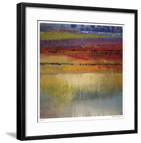 City Colors II-Selina Rodriguez-Framed Art Print