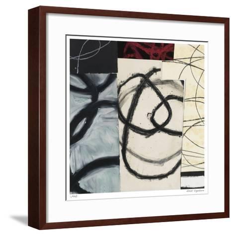 Encircle-Madeleine OConnell-Framed Art Print
