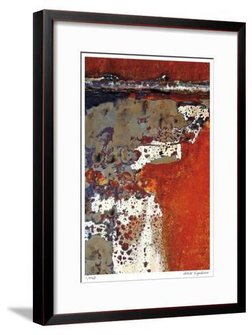 Coyote Canyon I-Luann Ostergaard-Framed Art Print