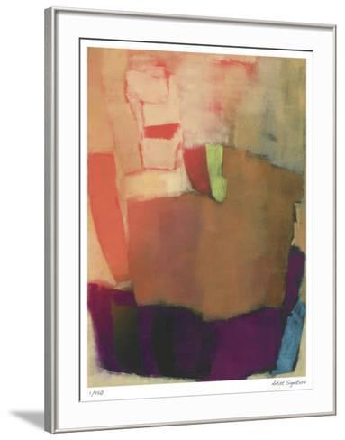 Vital Color I-Katharine McGuinness-Framed Art Print