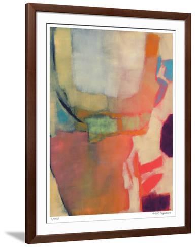 Vital Color II-Katharine McGuinness-Framed Art Print
