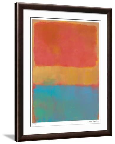 Verve II-Katharine McGuinness-Framed Art Print