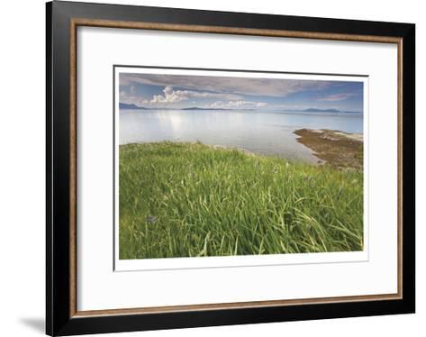 Sucia Island-Donald Paulson-Framed Art Print