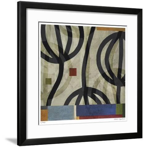 Playtime II-Yuko Lau-Framed Art Print