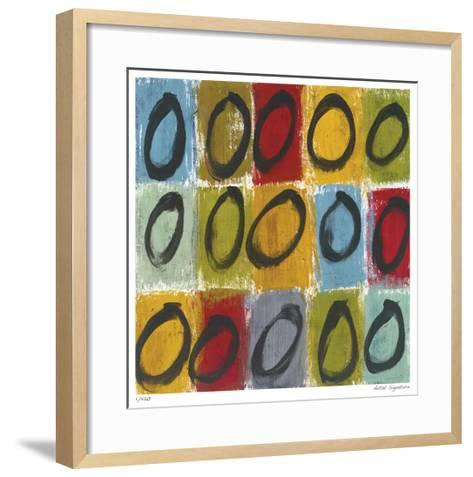 Full Circle II-Jodi Reeb-myers-Framed Art Print