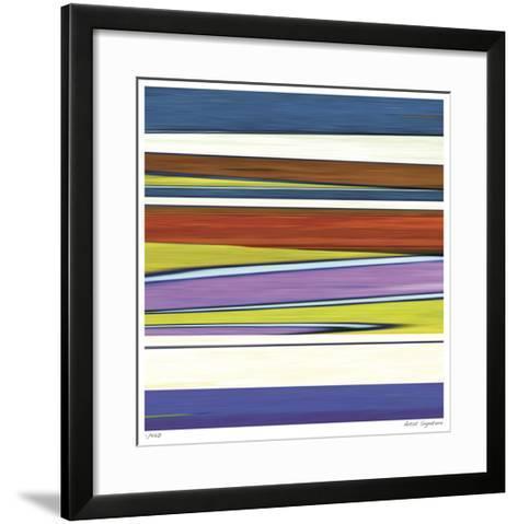 Fiesta I-John Butler-Framed Art Print