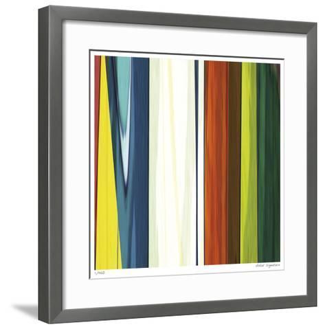 Fiesta III-John Butler-Framed Art Print