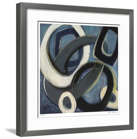 Juggle Water-Judeen-Framed Art Print