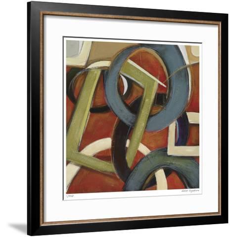 Juggle Earth-Judeen-Framed Art Print