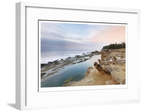 Shore Acres II-Donald Paulson-Framed Art Print