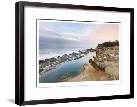 Shore Acres II-Donald Paulson-Framed Art Print