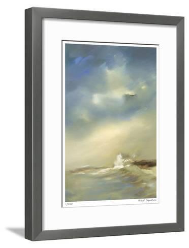 Table Rock Breaks-Thom Surman-Framed Art Print