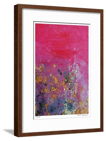 Spring Boom III-Luann Ostergaard-Framed Art Print