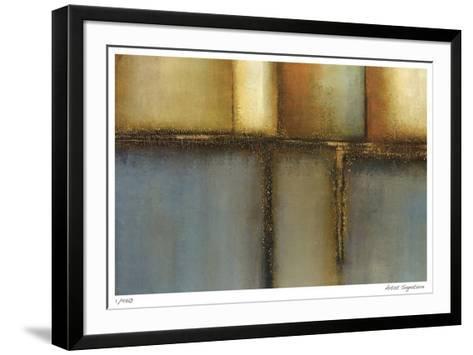 Far City Lights-Joel Holsinger-Framed Art Print