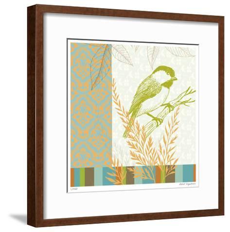 Nature Journal I-Paula Scaletta-Framed Art Print